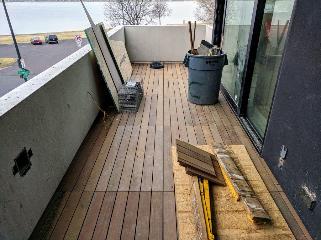 Bison Ipe Deck Pedestal Decking Pavers Sloan